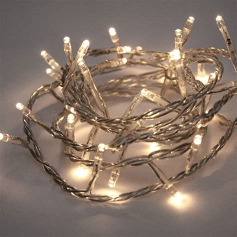 battery operated led lights by vintage barn