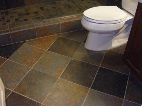 best bathroom flooring ideas diy bathroom floor idea in