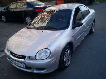manual cars for sale 2001 dodge neon spare parts catalogs 2001 chrysler neon for sale 1600cc gasoline ff manual for sale