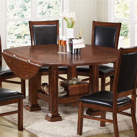 dining table drop leaf dining table small spaces 5 styles of drop leaf dining table for small spaces