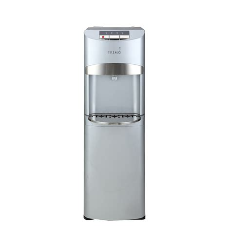 Water Dispenser Lowes shop primo silver bottom loading cold and water cooler energy at lowes
