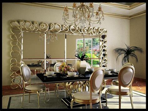 dining room mirrors images  pinterest dinner