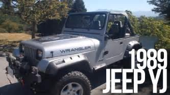 Jeep Wrangler Yj 1989 My Beloved Yj Jeep Wrangler 1989