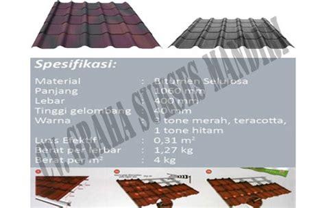 Gsm Pagar Kayu spesifikasi ukuran atap onduvilla jual murah harga