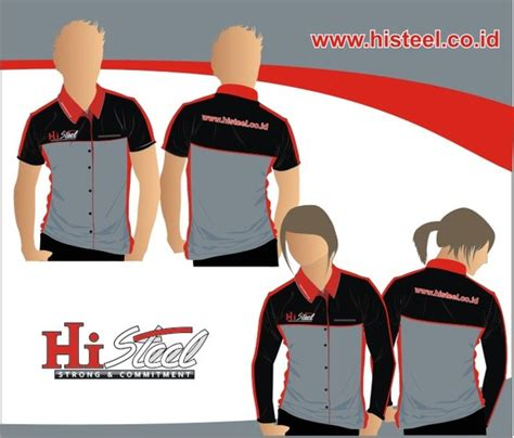 design baju seragam keren sribu other office uniform clothing design service