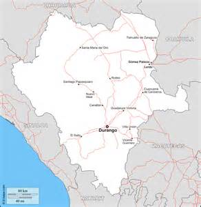Durango Mexico Map by Guadalupe Victoria Mexico Showbiz