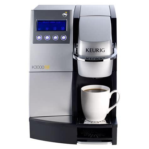Commercial Coffee Machines: Keurig® K3000SE   Keurig®