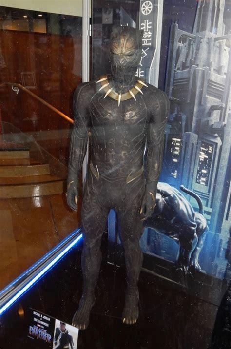 Kaos Print Original Umakuka Black Panther Suit 1 black panther s erik killmonger costume on display bid now
