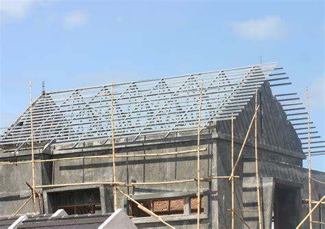 grahacipta arsitek desain rumah kontraktor jasa mandor pengawas bangunan atap baja ringan