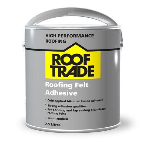 trade roofing felt diy at b q