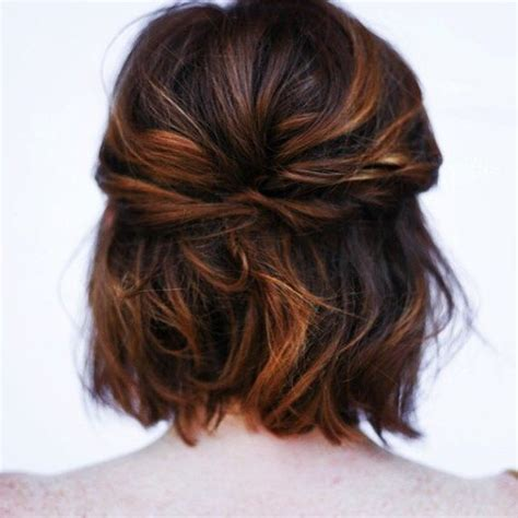 tie back hairstyles 166 best images about hair on pinterest
