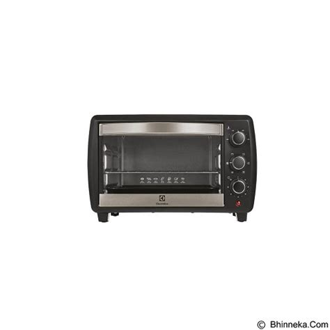 Oven Electrolux Indonesia jual electrolux oven toaster eot 4805k murah bhinneka