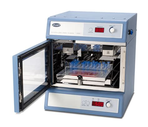 Bench Products Online Stuart Microtitre Plate Shaking Incubator Si505