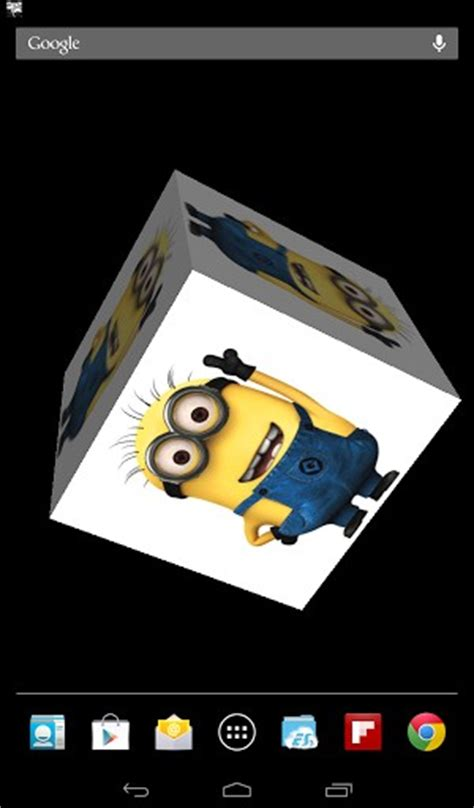 Download 3d Minion Live Wallpaper For Android Appszoom