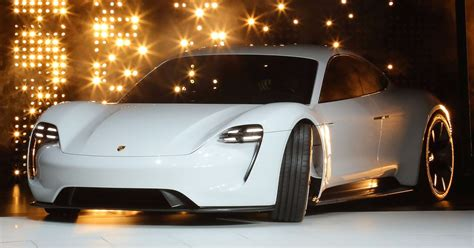 porsche tesla price porsche s gorgeous electric car looks to knock tesla