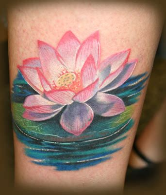 lotus tattoo colour flower drawings with color for kids tumblr in black and