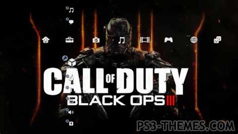 themes ps3 black ops 2 ps3 themes 187 call of duty black ops 3 ps3