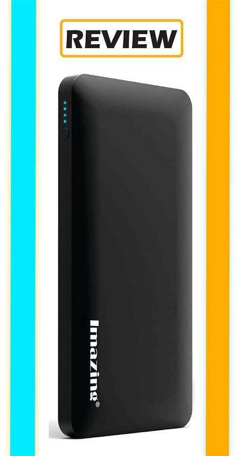 Best Seller Power Bank Slim Karakter 10 000mah Konektor Iphone review imazing 10 000mah power bank charger harbor