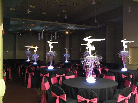 dance themed events floral arrangements dancers and awesome on pinterest