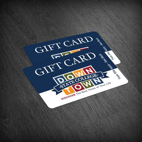 Gift Of College Gift Cards - downtown state college gift card downtown state college improvement district