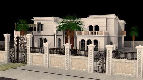 villa exterior 3d model 40 complete success clipgoo 3d model villa dubai