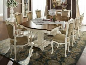 stuhl antik weiß esstisch im antik look 37 designer m 246 bel
