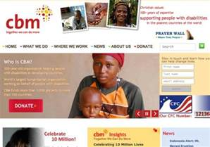 Christian Blind Mission Jobs In Pictures The 10 Most Efficient Charities