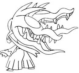 mega coloring pages free mega evolutions coloring pages