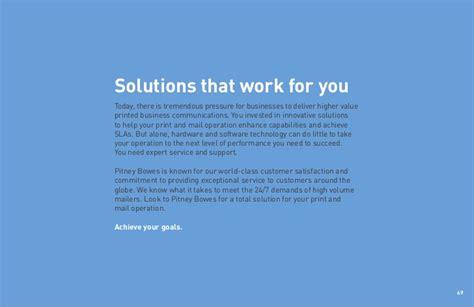 spectrum technology platform video tutorials pitney bowes software