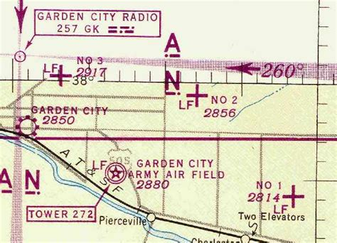 wichita sectional chart abandoned little known airfields western kansas