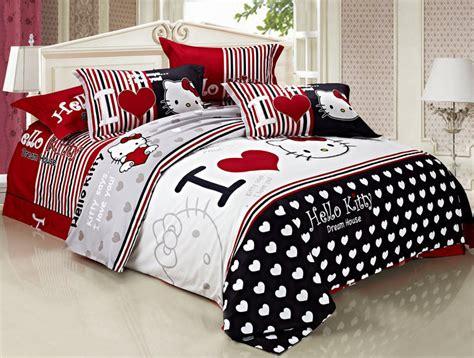 hello kitty comforter popular hello kitty queen comforter set buy cheap hello