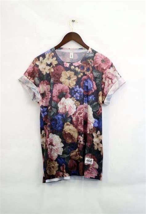 Trend Alert Floral Shirtdresses by Aliexpress Buy Supreme Floral Shirts Hiphop