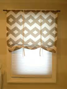 Curtains Small Window Retro Ranch Reno Guest Bathroom Curtain
