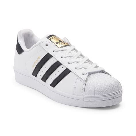 womens adidas superstar athletic shoe white
