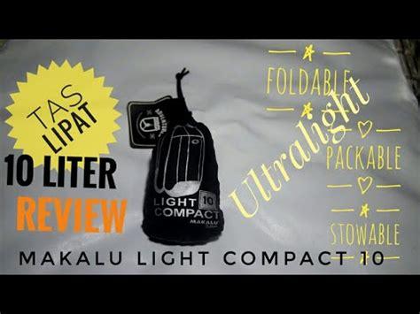 Wvn7 Bag Selempang Duffle Tas Anti Air Water Proof Bag Travel review tas 10 liter dilipat hanya segenggaman tangan 171 gadgetworks