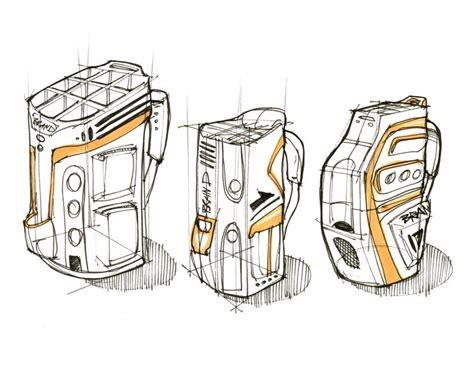 Sketches A Day by Sketch A Day Sketch A Day 155 Golf Bags