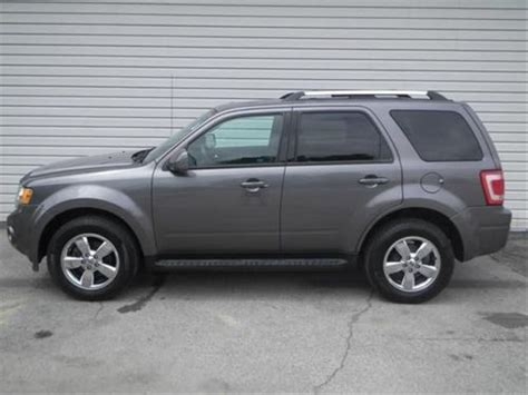 2011 Ford Escape Limited by Sell Used 2011 Ford Escape Limited In 1080 W Terra Ln O