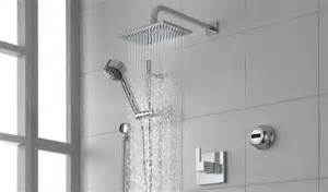 Contemporary Rectangular Chandeliers Siderna Medium Flow Shower Modern By Brizo Faucet