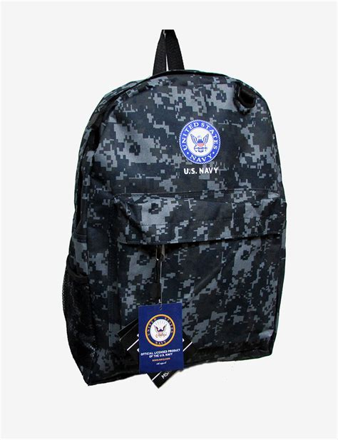 Camo Print Backpack u s navy camo print backpack stage stores