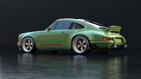singer porsche williams engine sensationally singer porsche 911 with 500 hp williams