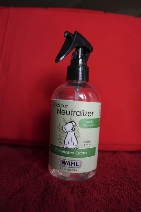 wahl pet deodorizer review   wonderful smelling pet