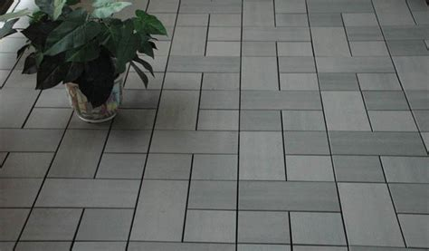 Snap Together Patio Tiles by Snap Tiles Concrete Images