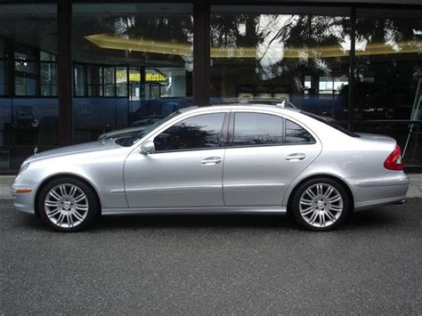walter mercedes rian walter 2008 mercedes e classe350 sedan 4d specs