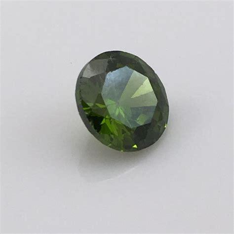 4 7 carat green zircon gemstone green gemstones and