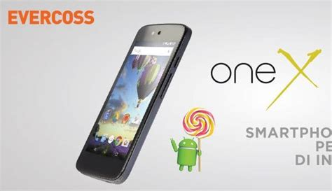 Android Evercoss Tv evercoss one x smartphone android one segera dijual di lazada