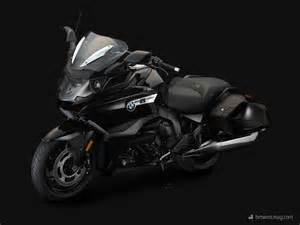 bmw motorrad releases their bagger the k1600b bmw