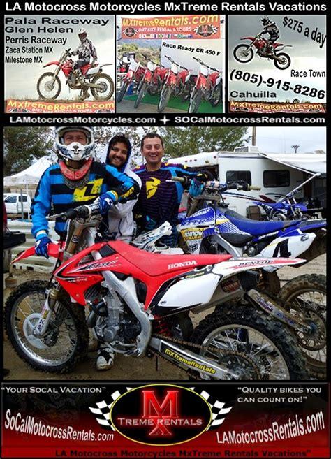 motocross gear los angeles ca la motocross supercross dirt bike rentals los