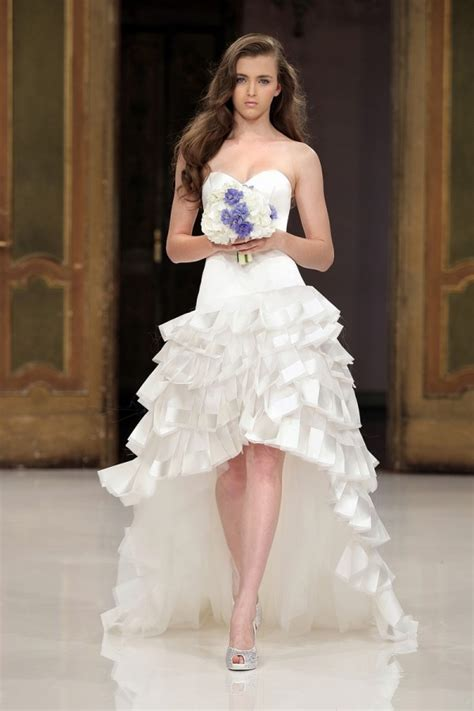 imagenes de vestidos de novia extravagantes fotos de vestidos de novias modernos
