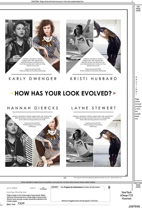 yearbook layout behance yearbook templates on behance