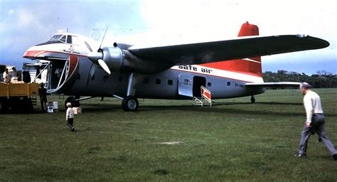 nz civil aircraft  merchant islander  hapupu